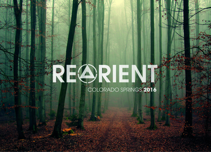 Reorient Retreat, June 23-26, Colorado Springs